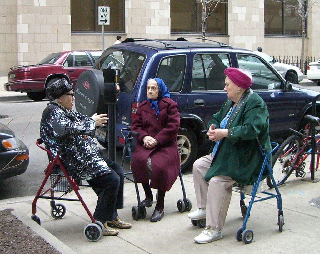 Mobilität ohne Knautschzone
