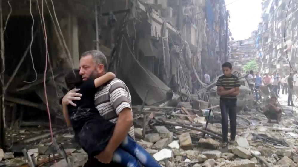 Wir alle sind Aleppo