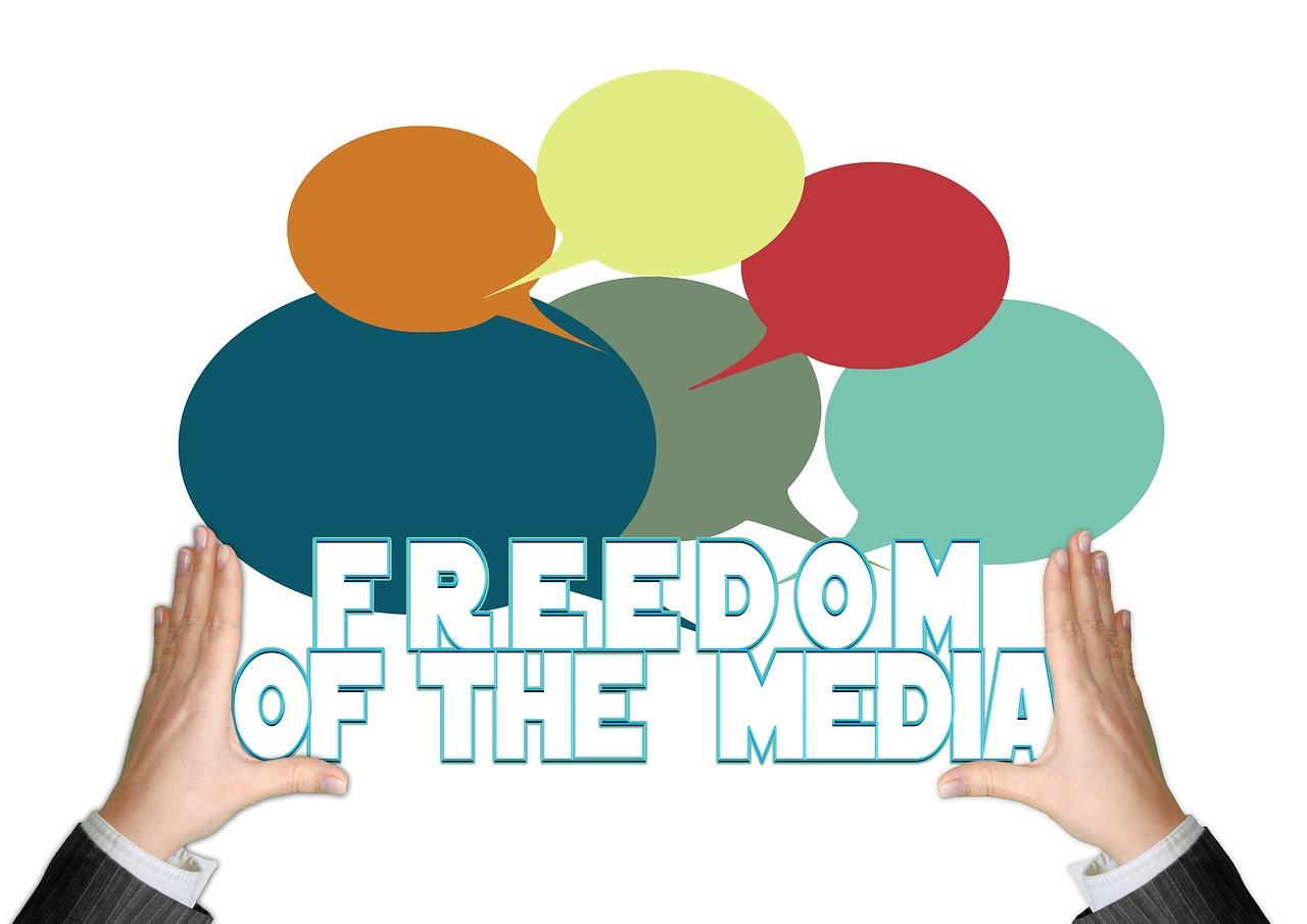 Im Namen der Pressefreiheit